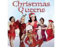 2 tickets for Christmas Queens 3/12