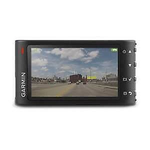 NEW Garmin DashCam GPS enabled