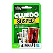Cluedo Cards