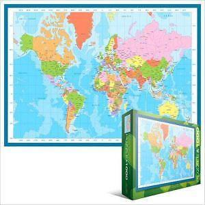 Map puzzle ebay world map puzzle gumiabroncs Gallery
