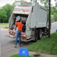 General Labourers Needed for a Garbage Company