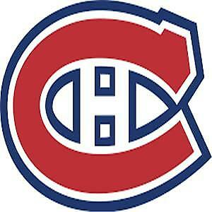 GREAT LOWER & UPPER BOWL SEATS for ALL HABS HOME GAMES !