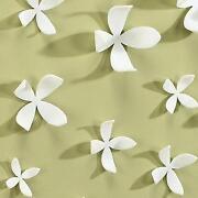 Wandtattoo Blumen 3D