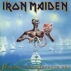 cd - Iron Maiden - Seventh Son Of A Seventh Son