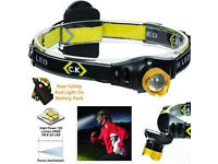 Led Head Torch - Brand New in box