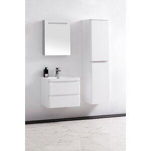 """Vanité de salle de bain """"Avanti"""" de 24 po - Blanche"""