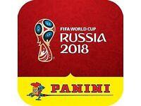 Panini Stickers to swap