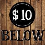 $10 Below