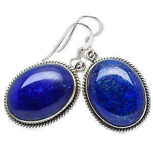 silver uq lapis earrings sterling medium lazuli incredible