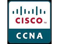 CCNA certification training/