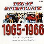 cd - Various - Top 40 Hitdossier 1965-1966