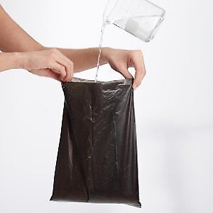 Dog poop bags/20 bags per roll/ $0.30 a roll London Ontario image 1