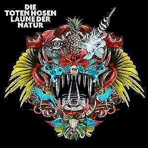 Laune der Natur Spezialedition von Toten Hosen (2017) 2CD Neuware