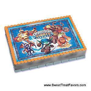 Skylanders Cake Ebay