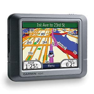 Garmin nuvi GPS