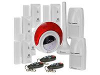 New and still boxed Swann Wireless home alarm system SRHOM-ALARMC (Bath BA2)