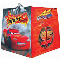 Disney Cars Lightning McQueen Hide N Play Tent Pop Up Playhouse