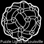 Puzzle Lights of Louisville