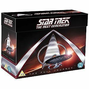 Star Trek TNG complete season 1-7 DVD box set, PAL