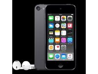 IPOD TOUCH 16GB SPACE GREY RRP £180 SEALED IN BOX BRAND NEW