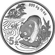 5 Yuan Panda