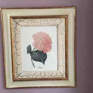 BRAND NEW! BOMBAY COMPANY FLOWER PAINTING