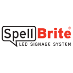 SpellBrite Click-Together Signs