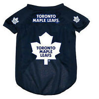 NHL Toronto Maple Leaf Jersey for Dogs.[new]