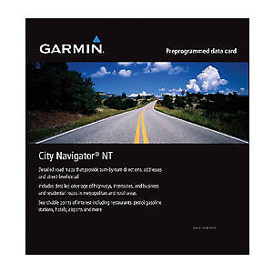 2016 US and Canada map for Garmin GPS