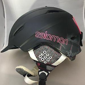 Salomon Poison Helmet – Size S Female