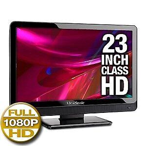 """ViewSonic VT2342 23"""" Widescreen LCD HDTV"""