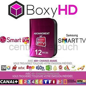 IPTV BOXYHD TV :ROKU,MAG,SMART TV, LAPTOP, DESKTOP