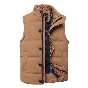Mens Winter Vest   eBay