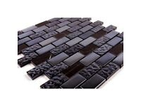 Homelux Anthracite tiles x3