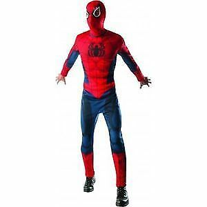 Original Spider-Man Official Marvel Adult Costume Brand New