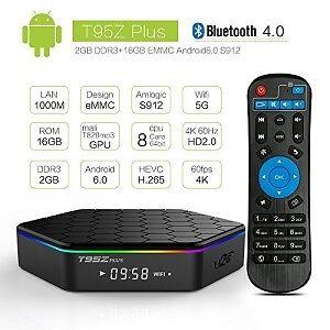 T95Z Plus- Newest and Best Android TV Box / Kodi 17.3 Installed Edmonton Edmonton Area image 4