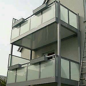 aluminium balkon 3 6 x 1 5 meter inklusive montage in nordrhein westfalen petershagen ebay. Black Bedroom Furniture Sets. Home Design Ideas
