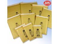 Box of 100 JL6 Airkraft padded envelopes for sale