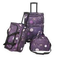 3 Piece Luggage Set on Wheels - Suitcase Ser - Valises Longueuil / South Shore Greater Montréal Preview