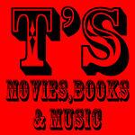 t's movies books & music