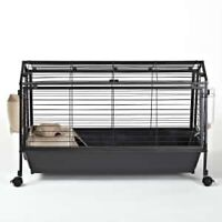 Large bunny cage with pen