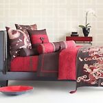 Brown MSRP $160 Two Natori Bali King Pillowcases