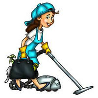 CLEANER FOR HIRE!