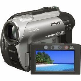 Sony Handycam DCR-DVD410E