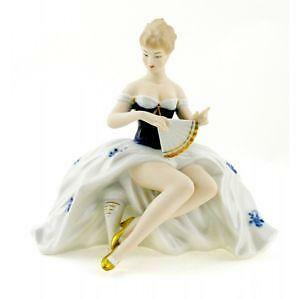Home Interior Lady Figurines