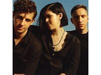 The XX Tickets Saturday 11 March 2x Seated Brixton