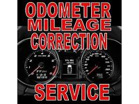 Mileage Correction fixing Service Only £50