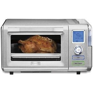 Cuisineart Combo steam and conventional oven