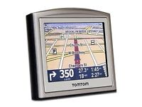 Tomtom 3rd edition excellent working built in maps with holder and charger