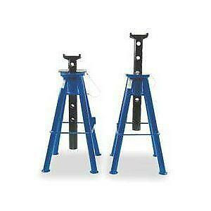 Four Post Lift >> 10 Ton Jack Stands | eBay